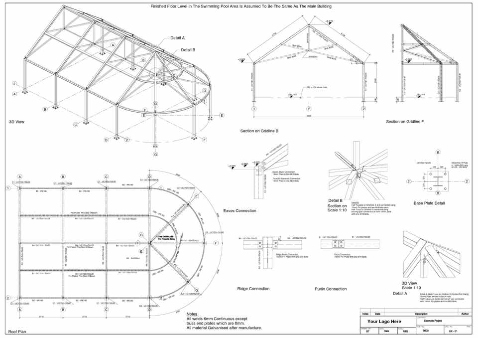 steel detailing uk steel cad drawings fabrication drawings